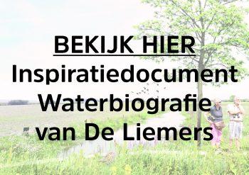 BEKIJK HIER inspiratiedocument waterbiografie van de Liemers online